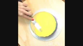 آموزش درست کردن کیک