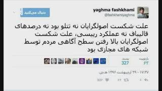 واکنش ها به پیروزی روحانی و شکست رئیسی