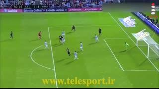 سلتاویگو 1 - رئال مادرید 4 ؛ گام بلند به سوی قهرمانی
