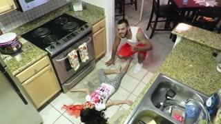 دوربین مخفی (دخترمون رو کشتم) کلیپ رحمان