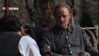 سکانس مرگ دون در فیلم پدرخوانده(The Godfather,1972)