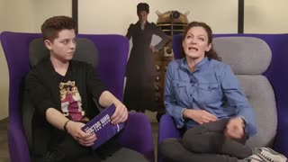 Michelle Gomez and Nick Lambon - The Aftershow - Doctor Who: The Fan Show