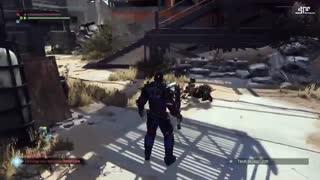 30 دقیقه از گیم پلی بازی The Surge در پلی استیشن 4