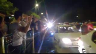 جشن پیروزی مشهد (این ویدیو رو از دست ندین!)