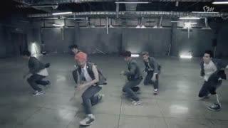موزیک ویدیو growl از گروه اکسو (exo)