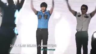 رقص لی مین هو