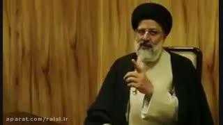 از خود امام رضا علیه السلام سیلی خواهند خورد...