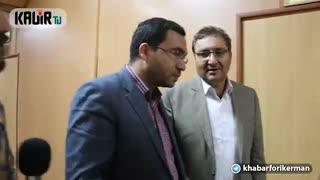 گزارش/مشرفی  باز هم فراری از خبرنگار