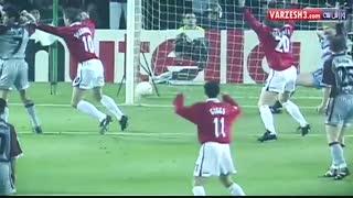 ویدئو توپ120_ فینال های خاطره انگیز لیگ قهرمانان اروپا
