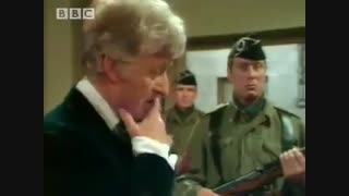 Third Doctor: falling into a parallel universe