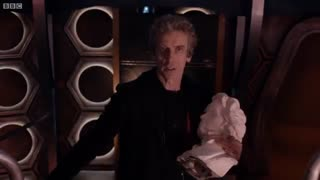 Twelfth Doctor explains bootstrap paradox