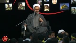 کنایه حجت الاسلام پناهیان به روحانی  :  ساده نباش !