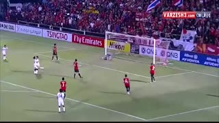 ویدئو توپ120_ خلاصه بازی میوآنگتینگ یونایتد1-3 کاوازاکی