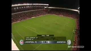 خلاصه بازی لیورپول 2-1 یوونتوس ( لیگ قهرمانان اروپا)