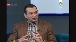 برنامه حال خوب-دکتر بابایی زاد-قسمت شصت و دوم- 02-03-96