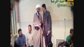 فعالیت های مسجد امام رضا