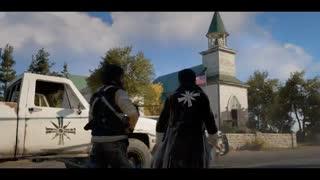 تریلر رسمی معرفی Far Cry 5