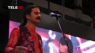 اجرای آهنگ رعنا توسط مسعود فرضی نژاد