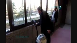 بخارشوی - دستگاه بخارشوی صنعتی برای شستشو و ضدعفونی کردن