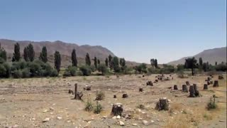سلام - کوچری ، روستای خفته در آب