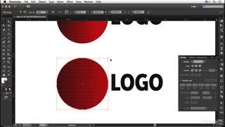 طراحی یک لوگوی فوق حرفه ای - ادوبی ایلوستریتور CS6