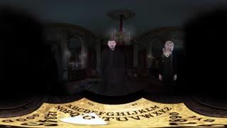 ویدیوی 360 درجه ترسناک از احضار روح