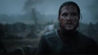 قسمت بسیار زیبای game of therones (توضیحات فصل آخر)