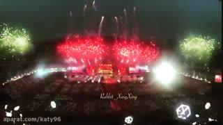 لایت کنسرت اکسو(کی بود این)