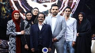 ماه عسل 96 : قسمت هفتم : استقبال از پدر خانواده منصوریان