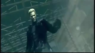 Albert Wesker-Animal i have become(عالیه*-*)