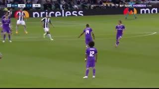 خلاصه بازی رئال مادرید 4-1 یوونتوس