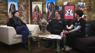 Millenium FX's Gary Pollard Talks Series 10 Monsters - The Aftershow - Doctor Who: The Fan Show