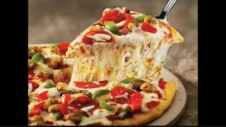 اینم پیتزا مخلوط