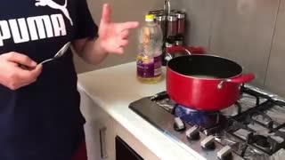چگونه می توان برنج کته را مثل برنج آبکش دان درآورد؟ جواد جوادی