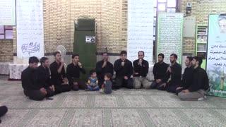 گروه تواشیح بزرگ سالان شهرستان مهریز