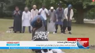 """تروریستهای """"پل لندن"""" در یک مستند تلویزیونی"""
