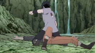 کتک کاری ساسکه و ناروتو - Naruto Shippuden Amv