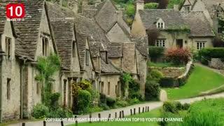 10 تا از زیباترین و بهترین جاهای دنیا برای زندگی!!