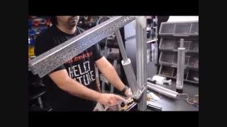 چاپ سه بعدی بازوی متحرک