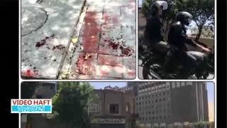 شوک به تهران