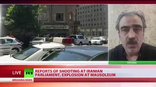 حمله تروریستی انتحاری بهمجلس ایران و حرم امام خمینی