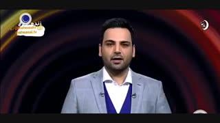 واکنش احسان علیخانی به حملات تروریستی تهران