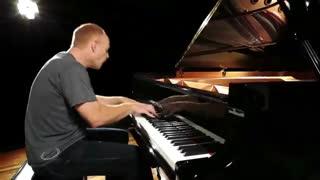 اجرای آهنگ All of Me با پیانو توسط Jon Schmidt ویکی ووک