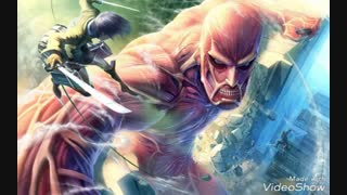 آهنگ فوقالعاده Guren no yumiya تیتراژ ابتدایی انیمه Attack on titan