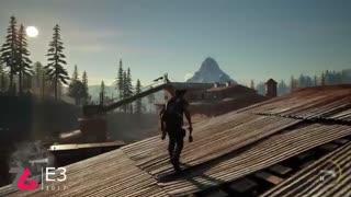 در مسیر E3 2017: بازی Days Gone