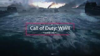 در مسیر E3 2017: بازی Call of Duty: WWII