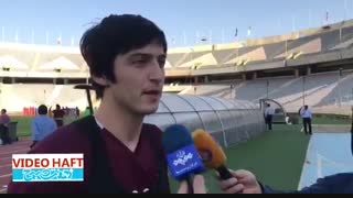 تصاویر اختصاصی از تمرین تیم ملی فوتبال ایران