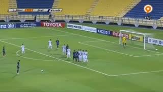 ویدئو توپ120_ خلاصه بازی الهلال عربستان2-1استقلال خوزستان