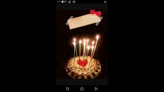 تولدت مبارک بهارجون