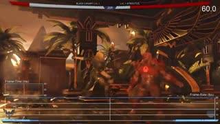 آنالیز گرافیک و فریم ریت بازی Injustice 2